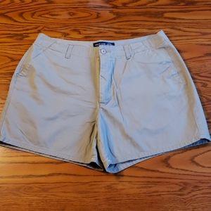 Lane Bryant Khaki shorts